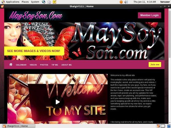 Watch May-soyson.modelcentro.com