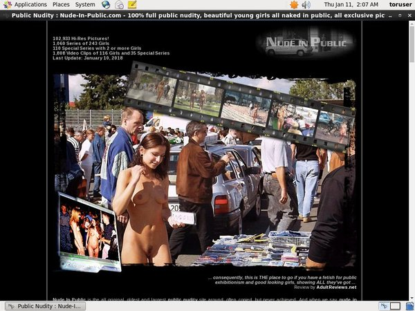 Nude In Public Cc Bill