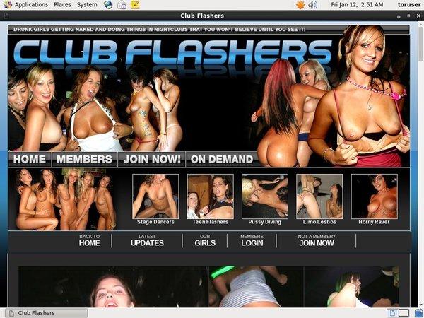 Clubflashers Pics